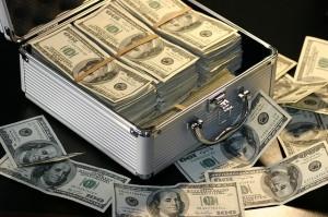 Dostatek peněz