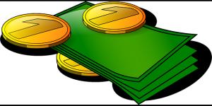 Soubor peněz