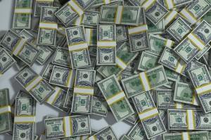 Hora peněz