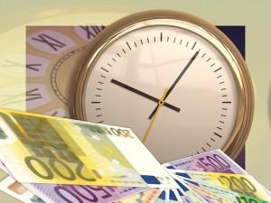 Čas na peníze