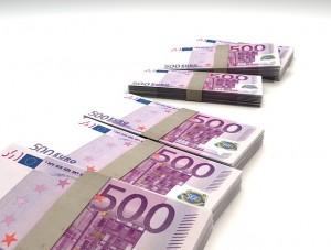 Kopy peněz