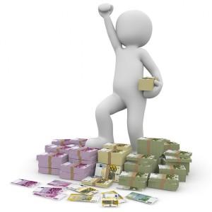 Výhra nad penězi